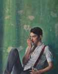 Alex Russell Flint: Olivia Sitting